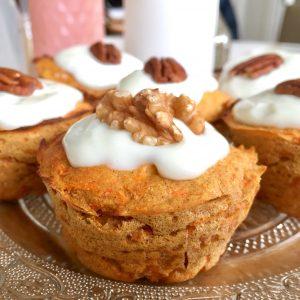 carrotcake muffins